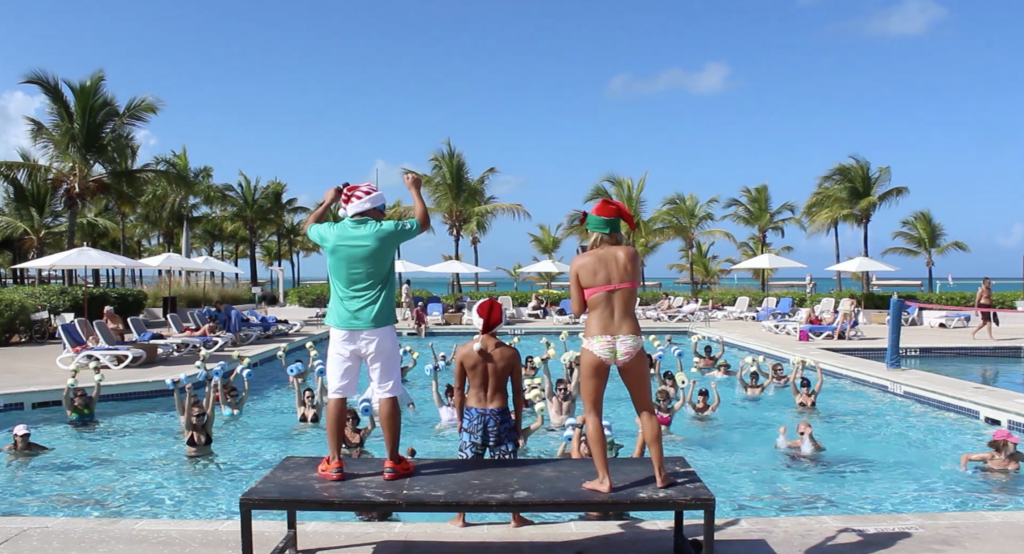Pool Party - Family Vacation Video