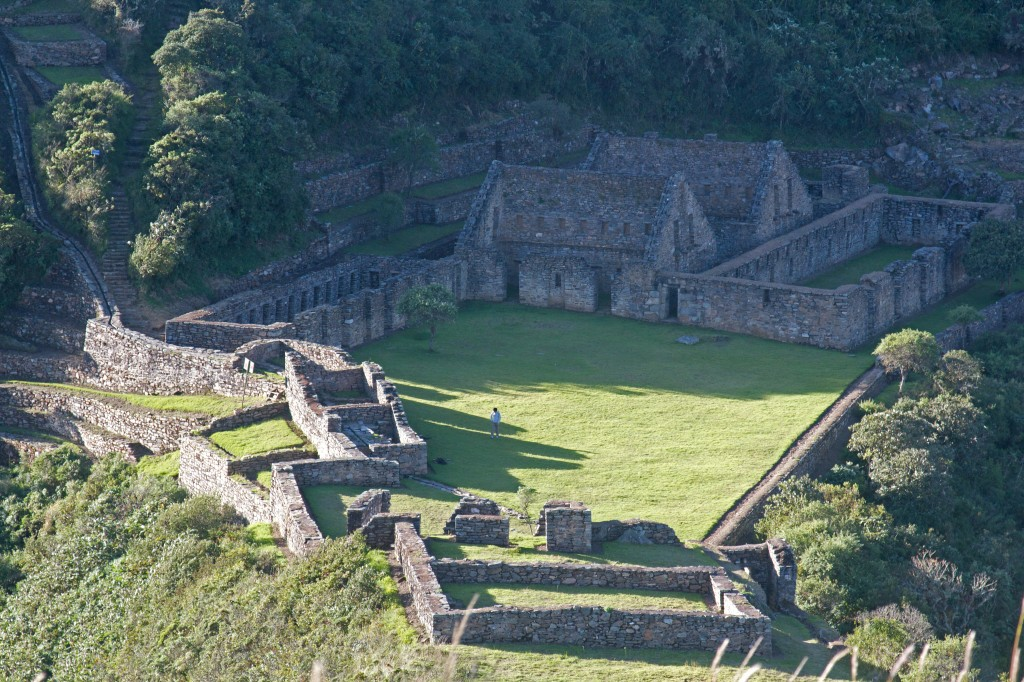 Adventure Video: Choquequirao