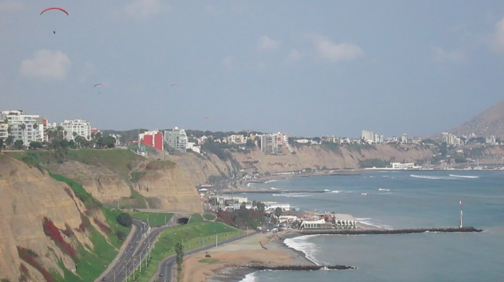Adventure Video: Lima Miraflores